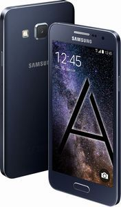 Samsung Galaxy A3 (midnight-black)