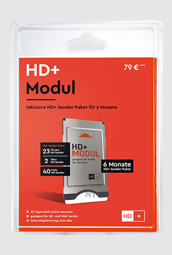 HD Plus Modul incl. Smartcard 6 Monate